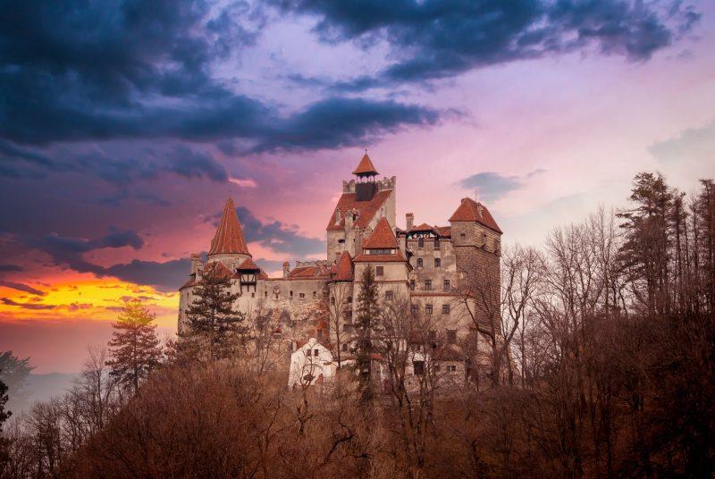 Transilvania y el Conde Drácula