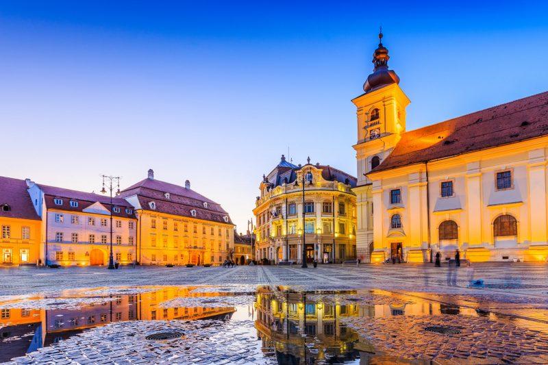 Día 2. Bucarest – Cozia – Sibiu. 280 km