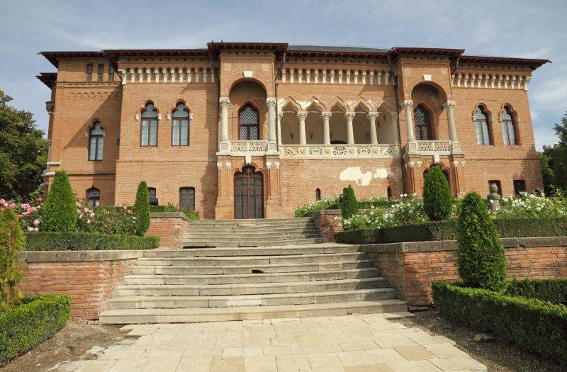Los alrededores de Bucarest: Monasterio de Snagov y Palacio de Mogosoaia