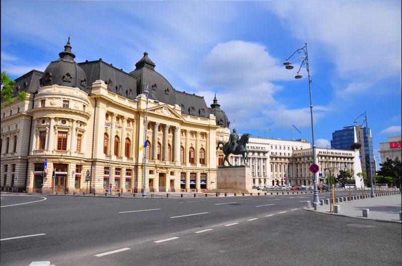 Tour de Bucarest